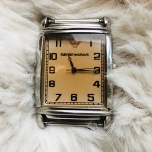 Emporium Armani Watch w/o Band